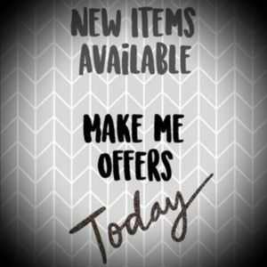 Other - New items allmost every day